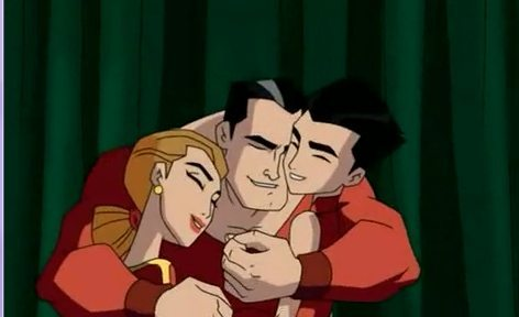 DC Comics The Grayson Family BagoGames