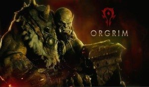 Ogrim Doomhammer Warcraft Movie BagoGames