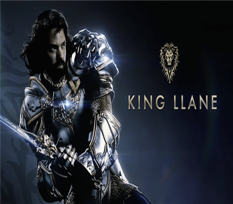 Warcraft Movie King Llane BagoGames