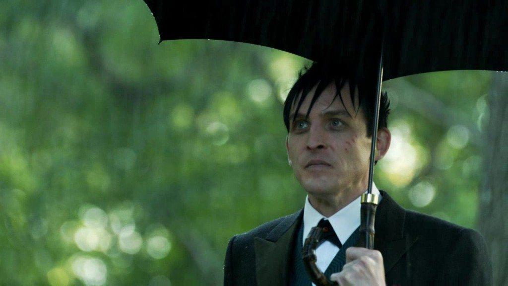 Gotham Penguin's Umbrella BagoGames