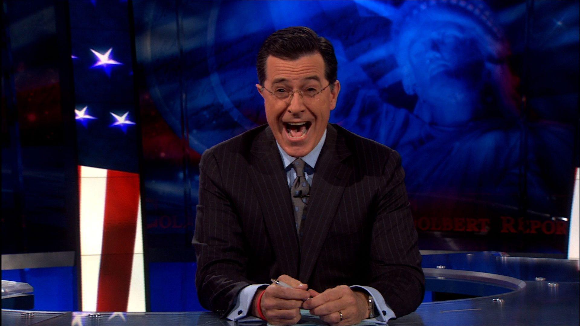 Colbert Report BagoGames