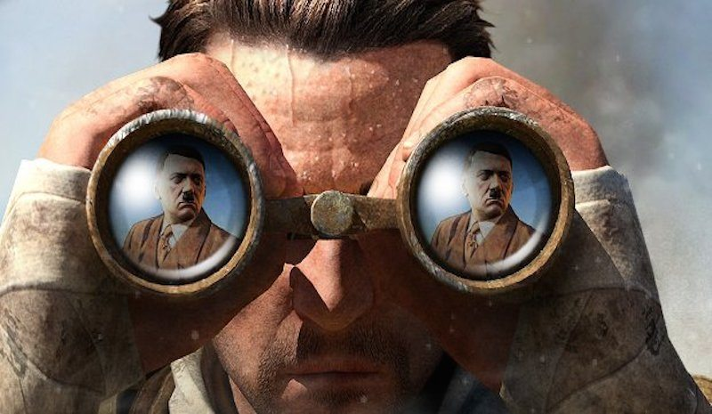 Sniper Elite 3 Hitler In You Sights BagoGames
