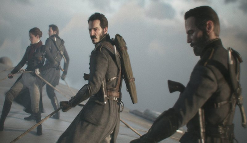 The Order 1886 Zeppelin BagoGames