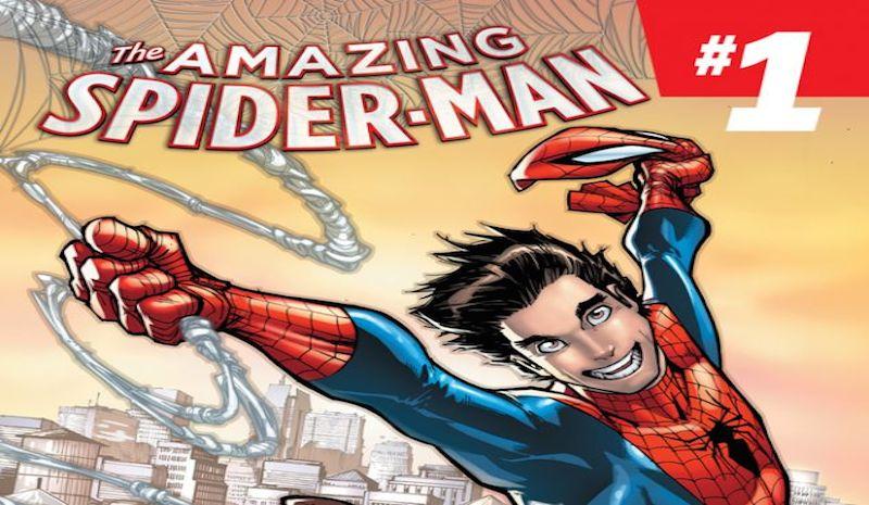 The Amazing Spider-man #1 BagoGames