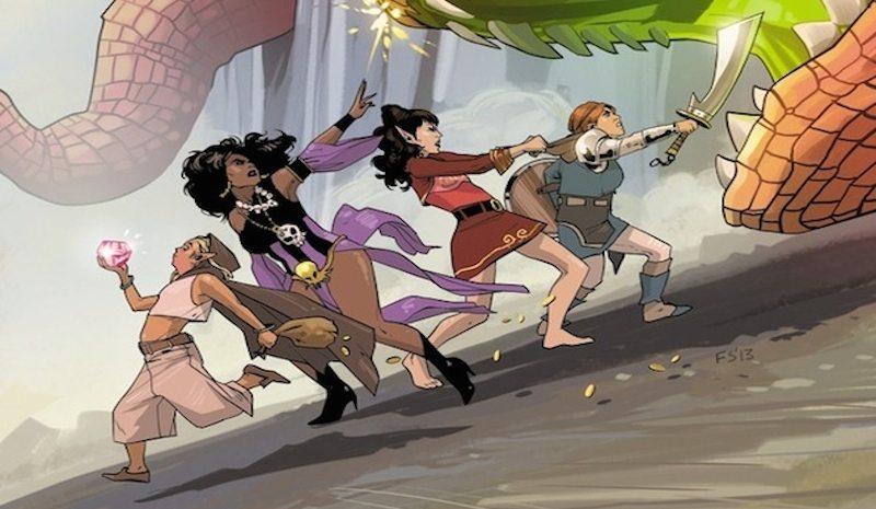 Rat Queens Comics BagoGames