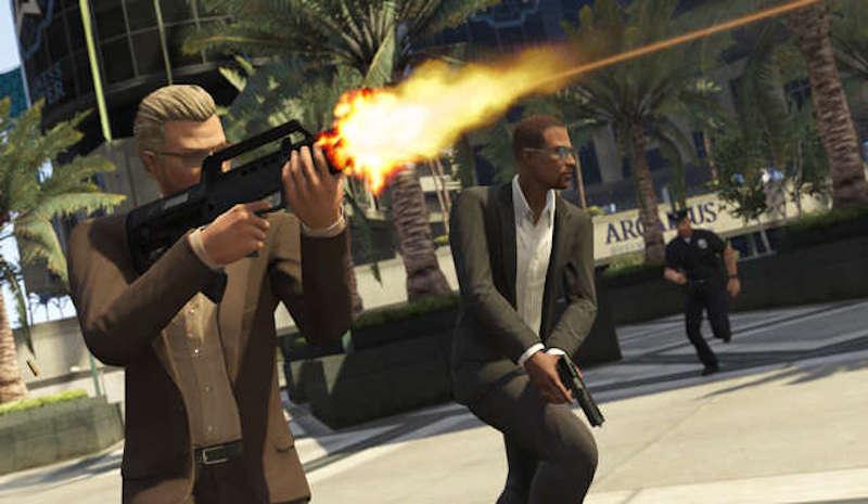 GTA V Online Heists BagoGames