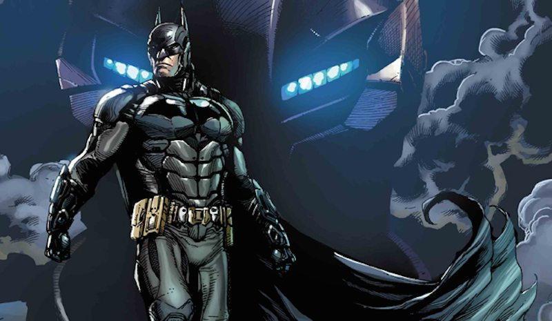 Batman: Arkham Knight Comic BagoGames