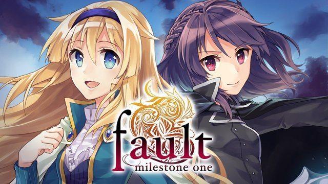 fault-milestone-one