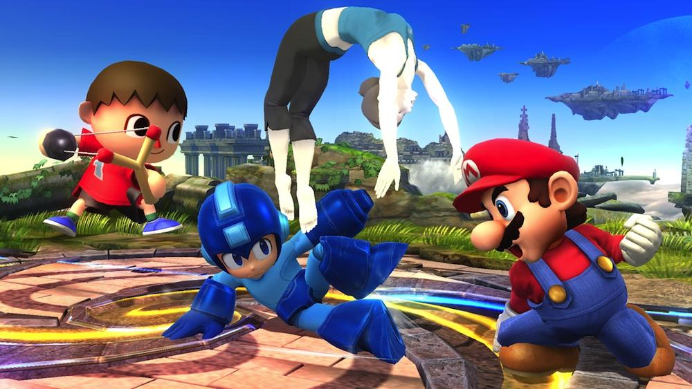 Super Smash Bros. for Wii U BagoGames