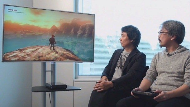 The Legend of Zelda Wii U Gameplay BagoGames