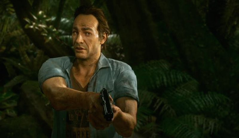 Uncharted 4 Sam Drake BagoGames