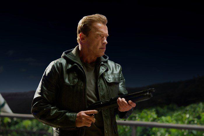 Terminator Genisys Arnold Schwarzenegger BagoGames