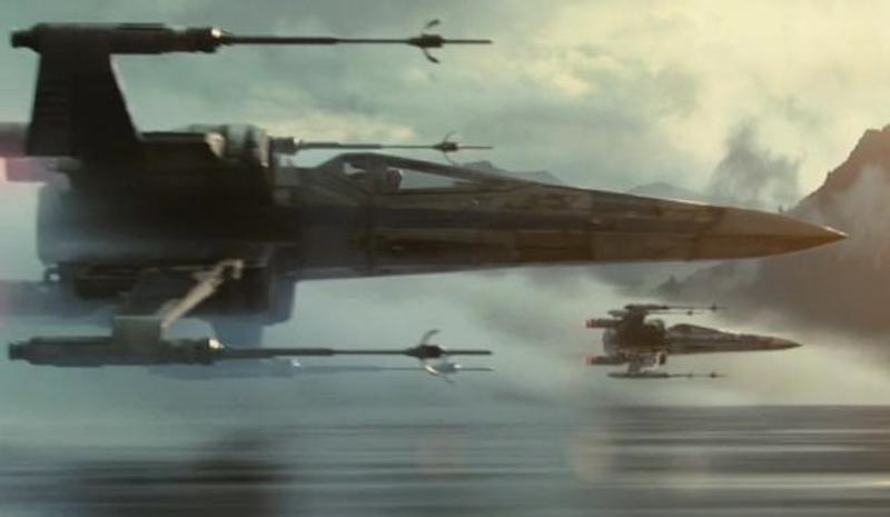 Star Wars The Force Awakens X-Wings BagoGames