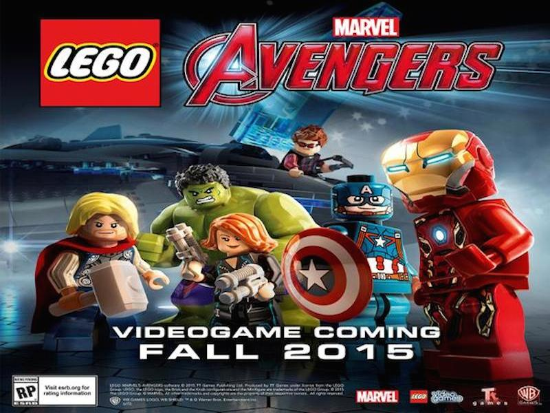 lego 39 s assembling avengers and jurassic world games. Black Bedroom Furniture Sets. Home Design Ideas
