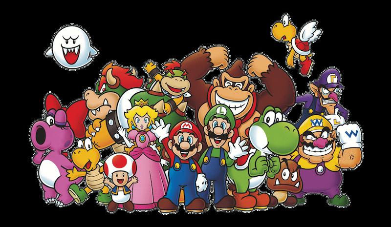 Club Nintendo BagoGames