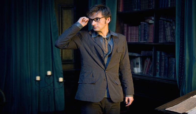 Doctor Who David Tenant Glasses BagoGames