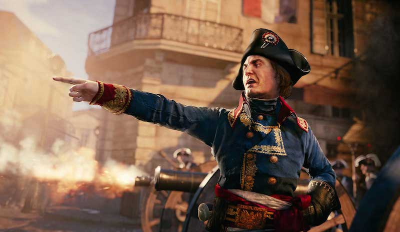 AC Unity French Officer BagoGames