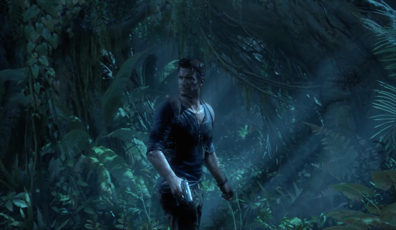 Uncharted 4 Jungle Drake BagoGames