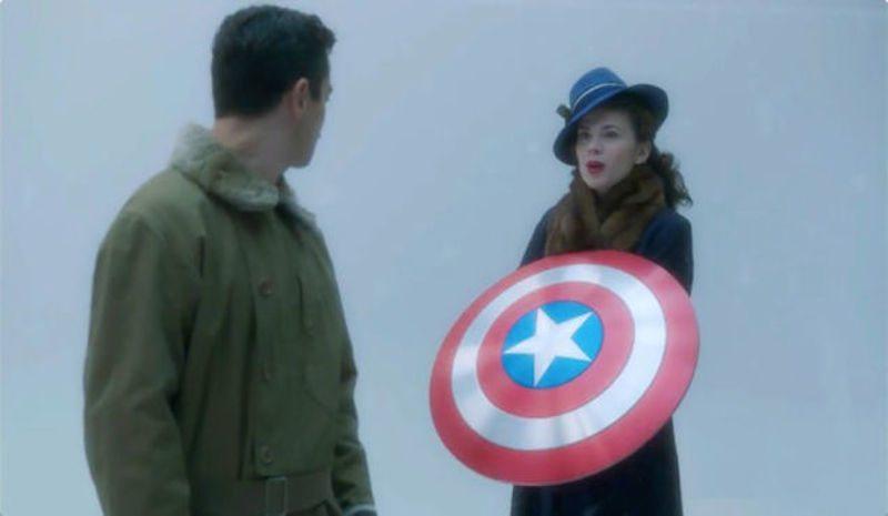 Agent Carter 'Valediction' Captain America BagoGames