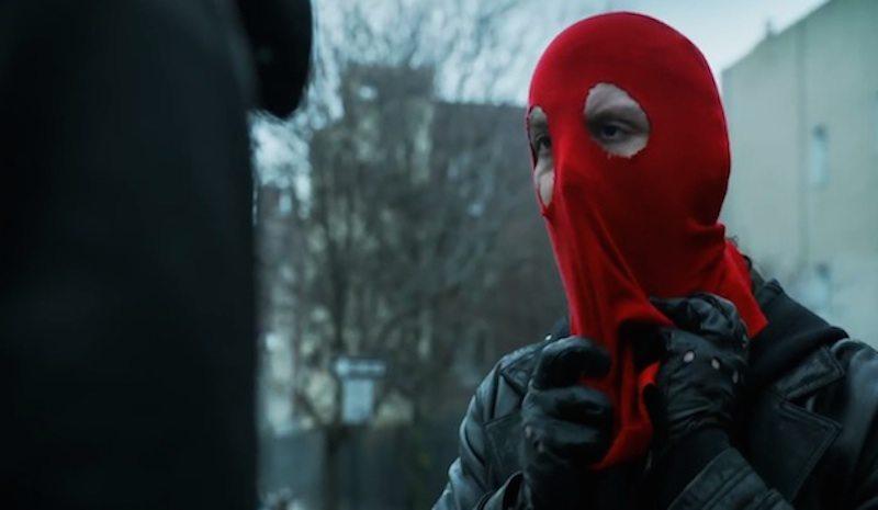 Gotham 'Red Hood' Decoy Hood BagoGames