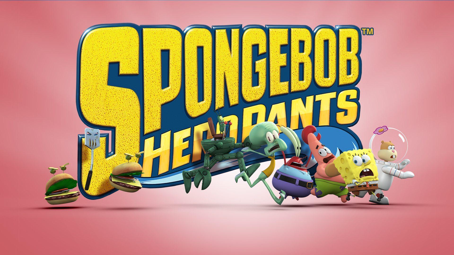 SpongeBobBurgerChase