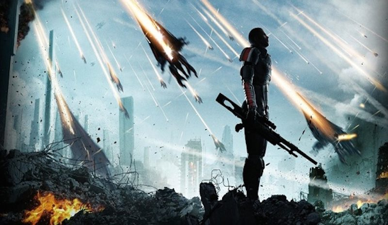 Mass Effect 3 Take Back Earth BagoGames