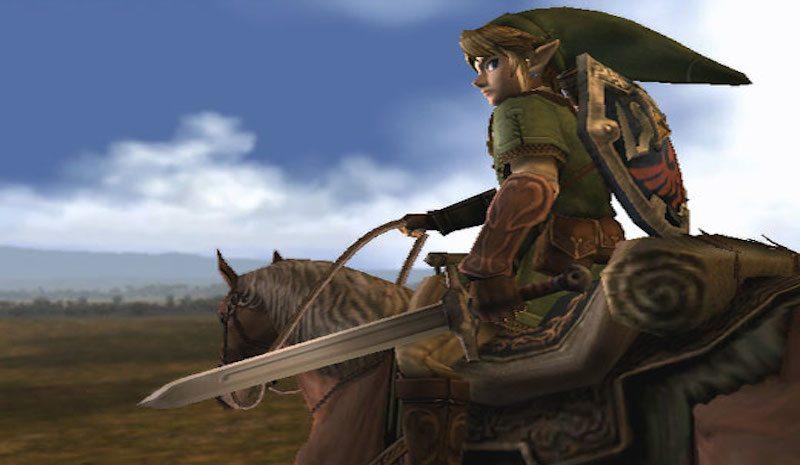 The-Legend-of-Zelda-Twilight-Princess-Link-Horseback-BagoGames