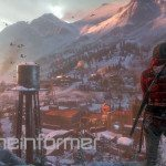 Rise of the Tomb Raider Siberian Town BagoGames