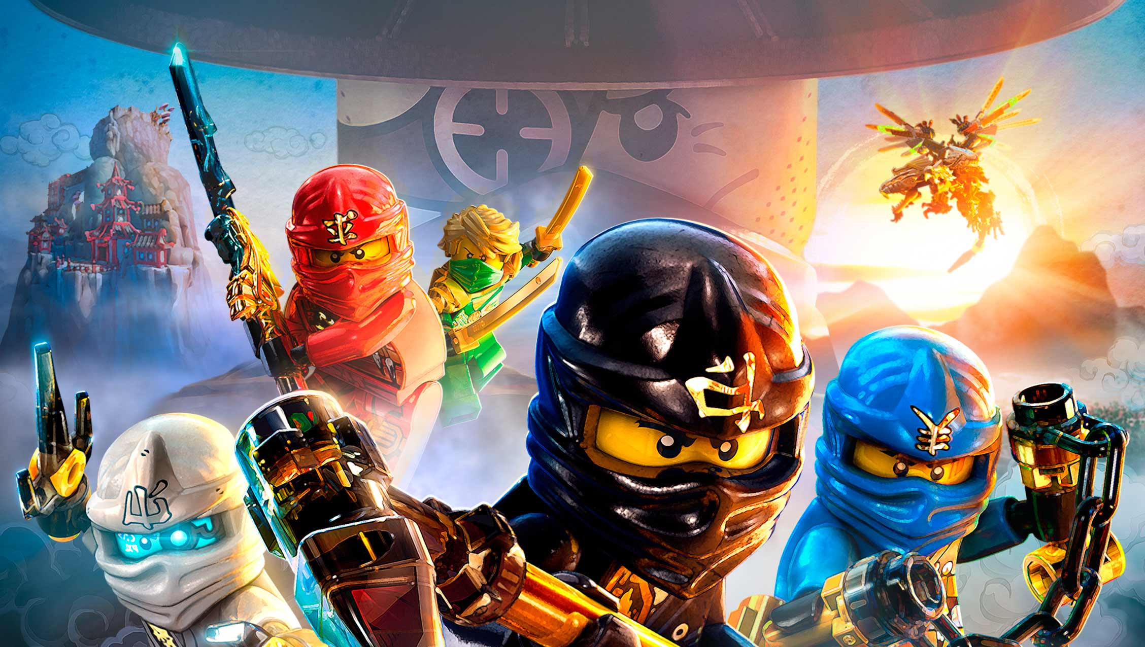 LEGO-Ninjago-Shadow-of-Ronin-Gaming-Cypher