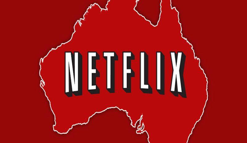 Australian Netflix Logo BagoGames
