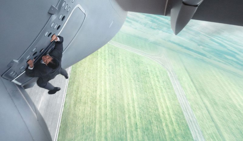 Mission Impossible Rogue Nation BagoGames