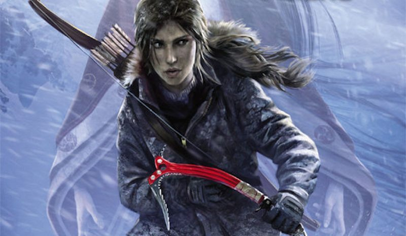 Rise of the Tomb Raider Art BagoGames