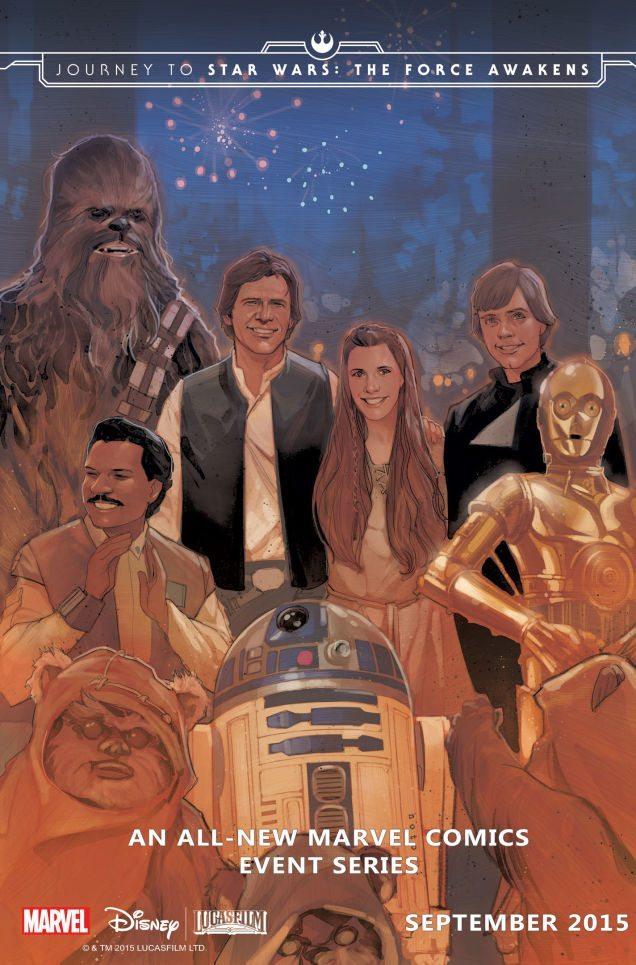 Star Wars Marvel Event BagoGames
