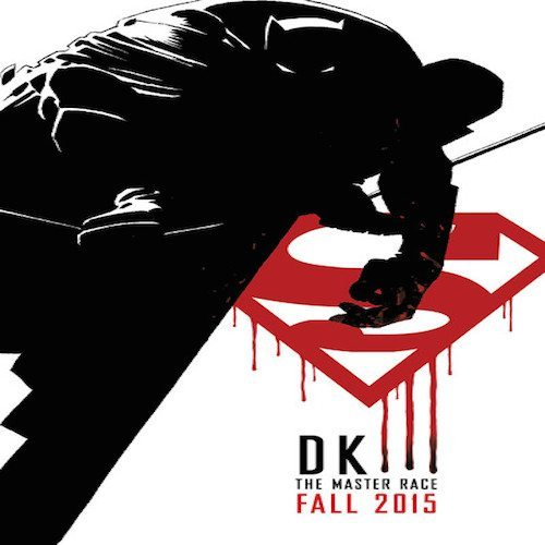 The Dark Knight III: The Master Race Cover Art BagoGames