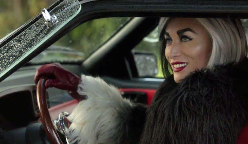 OUAT S4 'Sympathy for the De Vil' Cruella Car BagoGames