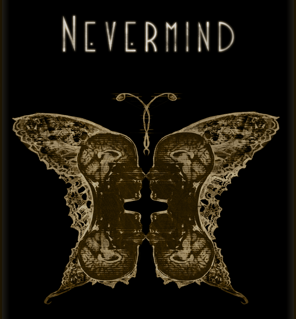 Nevermind Logo