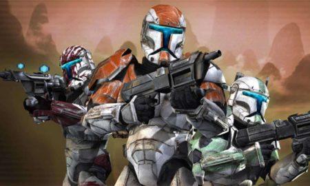 (Star Wars: Republic Commando - LucasArts)