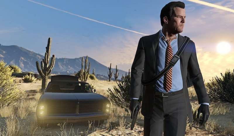 GTA V PC Desert BagoGames