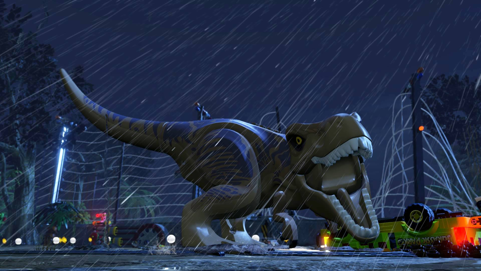 lego jurassic world b
