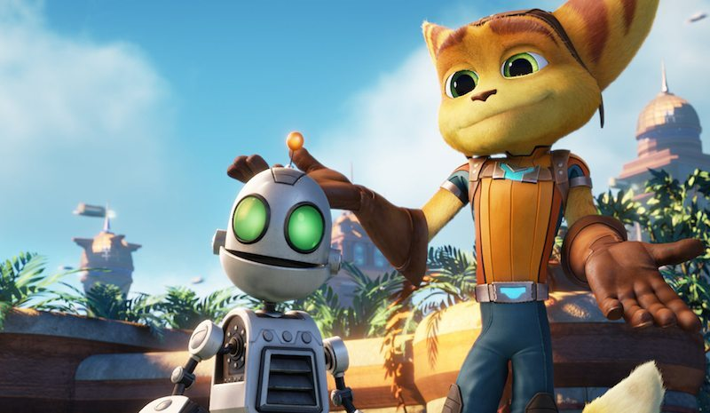 Ratchet and Clank Movie BagoGames