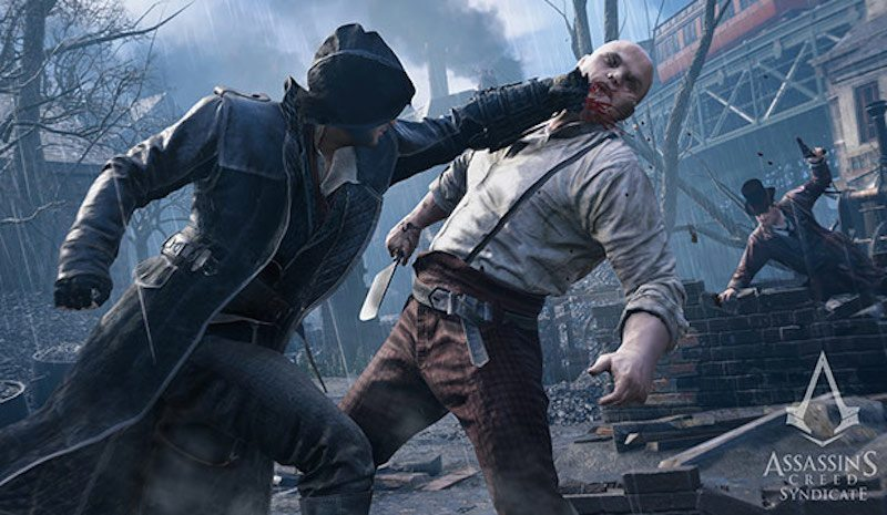Assassin's Creed Syndicate Brawling BagoGames