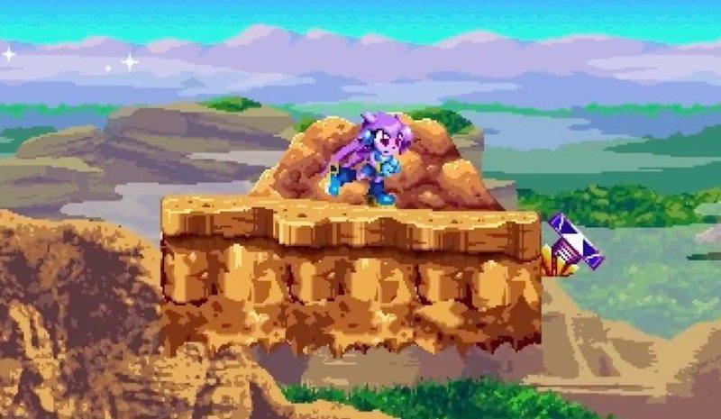 Freedom Planet Wii U Demo BagoGames
