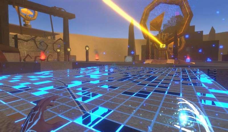 Soul Axiom Wii U Courtyard Puzzle BagoGames