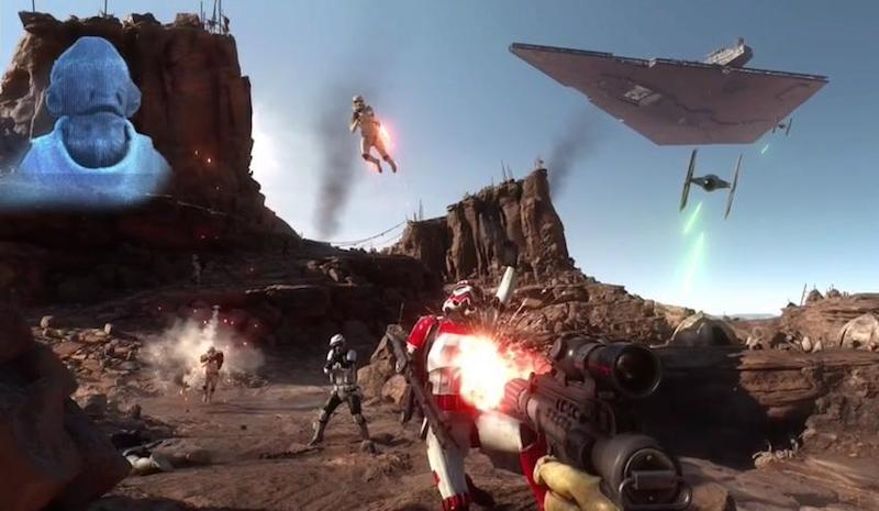 Star Wars Battlefront 'Survival Mode' BagoGames