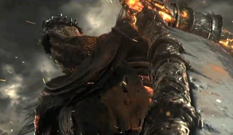Dark Souls III Xbox Tease BagoGames