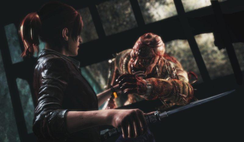 Resident Evil Revelations 2 Surprise BagoGames