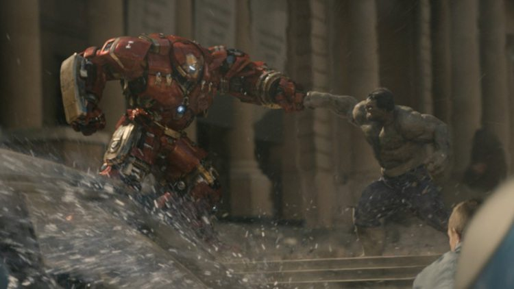Avengers Age of Ultron Hulkbuster Battle BagoGames