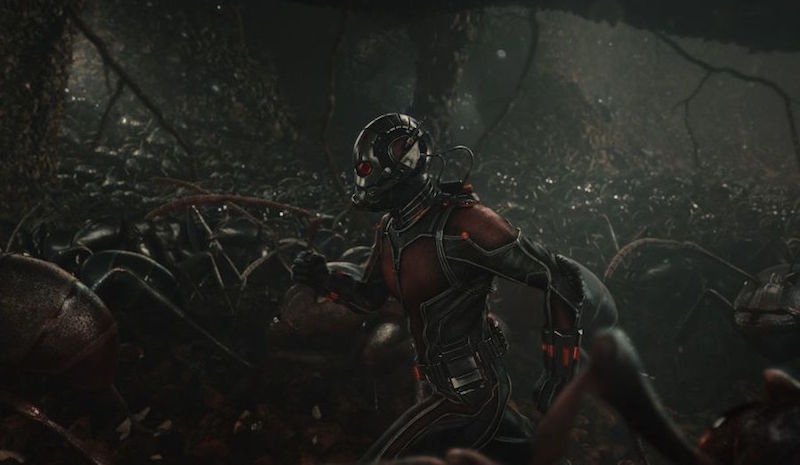 Ant-Man Running with Ants BagoGames