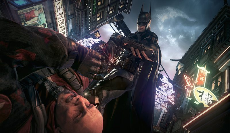 Batman Arkham Knight Tell Me Now BagoGames
