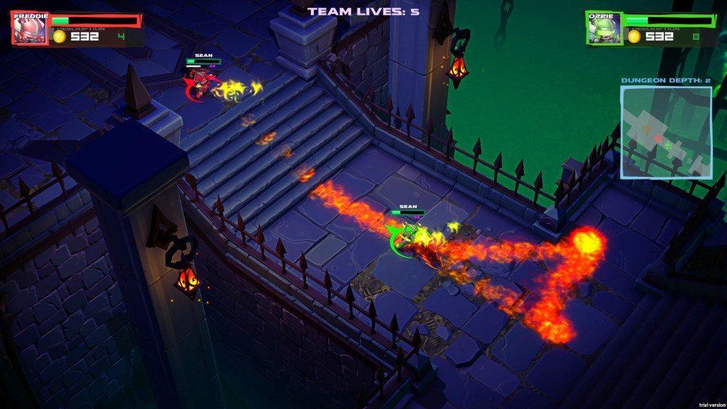 Super Dungeon Bros Screenshot 1 - 2 Bros